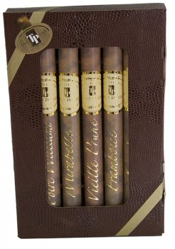 Coffret Cigares 5 x 3 cl 40°
