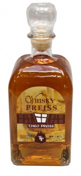 Whisky PREISS 70cl - 40°