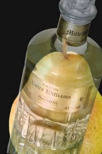 Williams Pear brandy